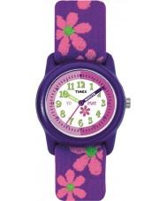 Timex T89022 flores de maestros de tiempo los niños ven