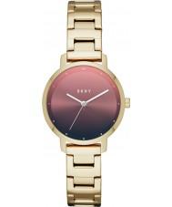 DKNY NY2737 Reloj modernista para damas