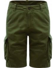 Dare2b DMJ331-3C4034 Para hombre díscolo camo pantalones cortos verdes - tamaño m (34in)