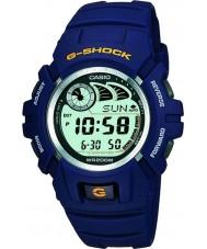 Casio G-2900F-2VER reloj azul para hombre g shock e-banco de datos