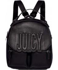 Juicy by Juicy JCH0039-PITCHBLACK Ladies bella mochila