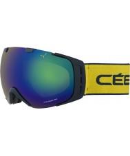 Cebe CBG86 Orígenes l azul y amarillo - marrón destello azul gafas de esquí