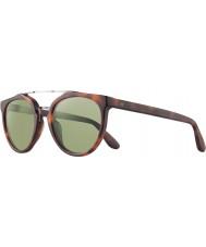 Revo Rbv1006 bono de firma zumbido mate miel concha - gafas de sol polarizadas verdes