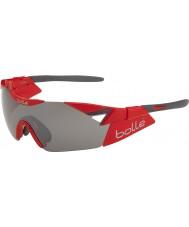 Bolle 6th Sense s brillantes gafas de sol del arma tns roja