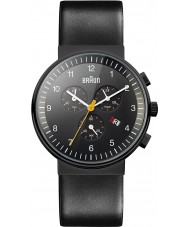 Braun BN0035BKBKG Relojes de todo reloj negro