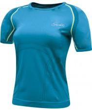 Dare2b Las señoras ablandan la camiseta azul de la joya