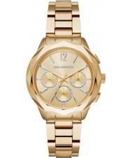 Karl Lagerfeld KL4006 Damas Optik oro plateado reloj cronógrafo