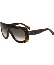 Celine Señoras cl41377 s 086 em 99 gafas de sol