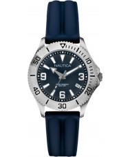 Nautica A11528M Damas azul marino azul nac 102 reloj
