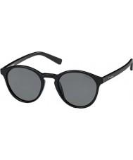 Polaroid d28 y2 brillantes gafas de sol polarizadas negro Pld1013-s