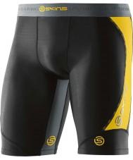 Skins DA99050029001S Mens dnamic medias medias negro - tamaño s