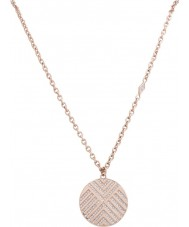 Fossil JF02747791 Collar de mujer