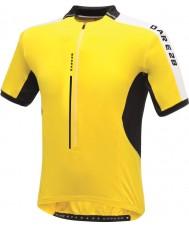 Dare2b DMT134-0QX40-XS Mens astir maillot amarillo brillante camiseta - el tamaño de xs