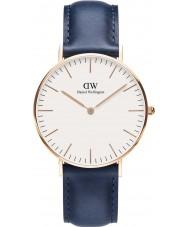Daniel Wellington DW00100123 Reloj clásico para hombre Somerset 36mm