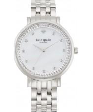 Kate Spade New York 1YRU0820 Damas monterey reloj de pulsera de acero color plata