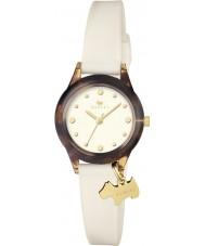 Radley RY2432 Reloj de señoras que reloj de la correa de silicona rubia