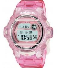 Casio BG-169R-4ER Señoras baby-g del reloj digital de color rosa