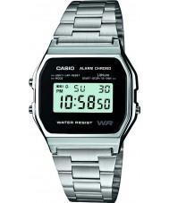 Casio A158WEA-1EF reloj de colección para hombre