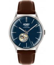 Henry London HL42-AS-0277 Reloj de la herencia del Mens