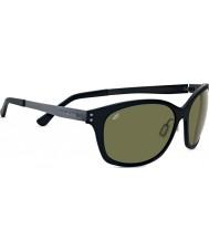 Serengeti gafas de sol polarizadas 555nm negro phd Sara satén