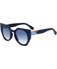 Fendi Facetas facetas ff 0151-s pjp u3 gafas de sol