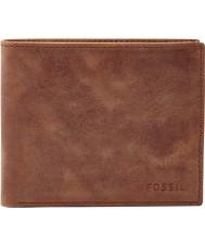 Fossil ML3665200 Billetera cazadora para hombre