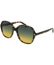 Gucci Gafas de sol gg0092s 003 mujer