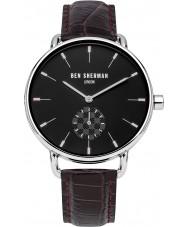 Ben Sherman WB063BBR reloj para hombre del patrimonio portobello