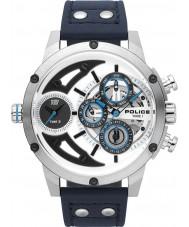 Police 15406JS-04 Reloj de guadaña para hombre