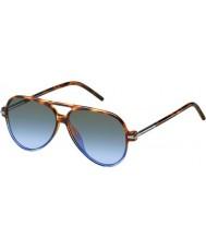 Marc Jacobs Marc 44-s tmr hl Habana sombreado gafas de sol azules