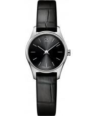 Calvin Klein K4D231C1 reloj negro clásica de las señoras