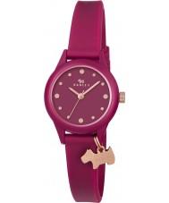 Radley RY2438 Reloj de señoras que rubí reloj correa de silicona