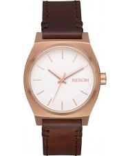Nixon A1172-2630 Reloj mediano de las señoras del contador de tiempo