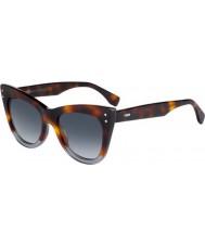 Fendi Señoras ff 0238-s ab8 9o gafas de sol