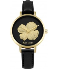 Karen Millen KM126B Reloj de señoras