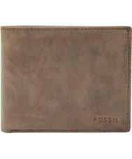 Fossil ML3665201 Billetera cazadora para hombre