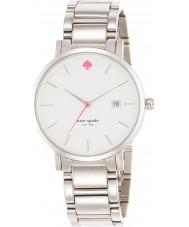 Kate Spade New York 1YRU0008 Damas gramercy reloj de pulsera de acero de gran plata