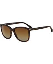 Emporio Armani Ea4060 56 ocio esencial Habana 5026t5 gafas de sol polarizadas