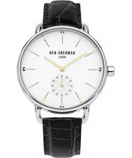 Ben Sherman WB063WB reloj para hombre del patrimonio portobello