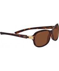 Serengeti 7939 gafas de sol Isola con carey