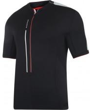 Dare2b Camiseta negra del jersey del astir del Mens