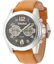 Timberland 14518JS-02 Pickett para hombre reloj de color marrón