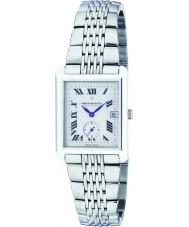 Dreyfuss and Co DGB00007-21 Reloj para hombre de acero de plata 1974
