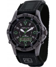 Kahuna K5V-0004G Reloj para hombre de velcro negro