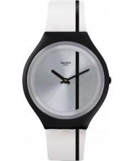 Swatch SVUB102 Reloj de piel