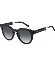 Marc Jacobs Damas marc-129 s 807 9o gafas de sol negras