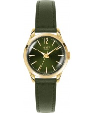 Henry London HL25-S-0094 Damas chiswick reloj de color verde musgo