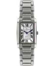 Dreyfuss and Co DLB00051-01 Las señoras 1974 del reloj de acero de plata