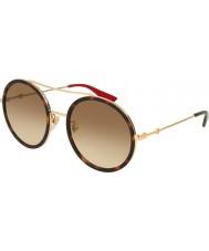 Gucci Señoras gg0061s 013 56 gafas de sol