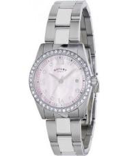 Rotary LB02343-07 Relojes de reloj Conjunto de cristal de La Habana